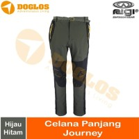 Celana Panjang Rigi Journey Lapangan Gunung Hiking Outdoor Hijau Army