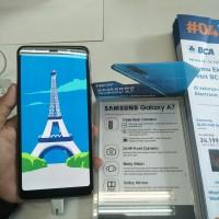 Cicilan Samsung Galaxy A7 2018 free 1x angsuran