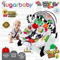 Sugar Baby 10 In 1 Premium Rocker Bouncer Extra Large