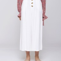 Eloisetowear Kei Culottes in Off White