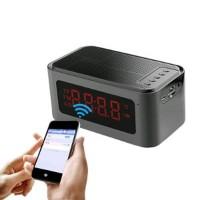 [AP] Bluetooth speaker Alarm clock fm radio