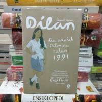 Novel Dilan 1991 - Pidi Baiq