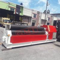 Mesin Roll Plat Hydraulic 3 Roll W11 16x3000