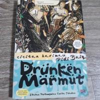 "Preloved Buku Drunken Marmut"" - Pidi Baiq"