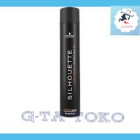 Hairspray Silhouette Schwarzkofp 500ml