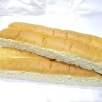suplayer roti long john ukuran 40cm isi 5 pcs