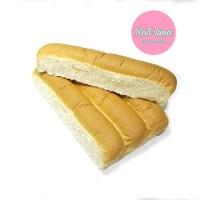 roti long john ukuran 40cm isi 5roti
