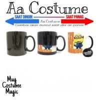 Mug Magic/Bunglon (berubah warna)