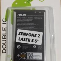Original Batrai Battre ASUS Zenfone 2 Laser ZE601KL ZE550KL C11P1501