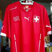 Jersey Lawas GO Swiss Home 2014