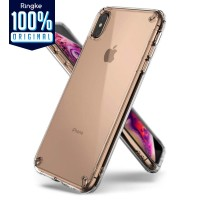 Case iPhone XS Max / XS / X / XR Case Ringke FUSION KIT Casing