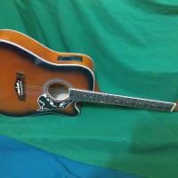 Gitar akustik elektrik eq jbo