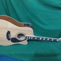 gitar akustik elektrik tuner coleclark