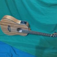 Gitar akustik elektrik Cowboy ns 3/4 original