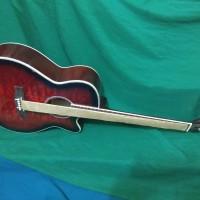 Gitar akustik King lion new