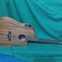 Gitar akustik elektrik Kualitas gurih
