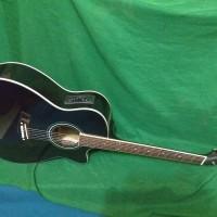Gitar akustik elektrik eq batre
