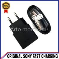 Charger Sony Xperia Z2 Z3 Z4 Z5 ORIGINAL 100% Fast Charging UCH10