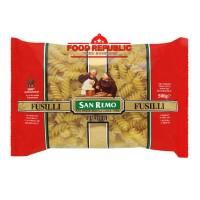 Pasta San Remo Fusilli 500 GR Halal Kualitas Premium Import Best Sell