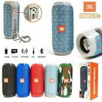 Speaker Bluetooth Wireless Portable JBL Charge 8+ Charge 8 Plus TG117 - Biru