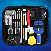 Alat Service Reparasi Jam Tangan / Watch Repair Tool Kit Set