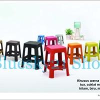 OLYMPLAST KURSI BASO/CAFE/PLASTIK ANYAMAN ROTAN