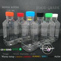 botol kotak 250 ml botol cimory