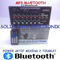 KIT POWER SPEAKER AKTIF ACTIVE MP3 BLUETOOTH SANKEN DMS-7000 X .X