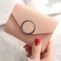 Dompet Genggam Korea Wanita Kulit