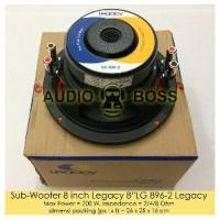 [AP] Speaker Subwoofer 8 inch Legacy 8 LG 896-2 Sub-woofer Legacy 8