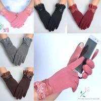Sarung Tangan Winter Touch Screen / Sarung Tangan Wanita Mode Korea