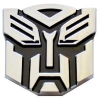 Emblem Timbul 3D Transformers - AUTOBOTS aneka onderdil