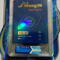 Baterai DOUBLE POWER 5600mAh for XIAOMI REDMI NOTE 2/Baterai BYhbt982