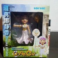 mainan action figure HOC HOI DoraCat figure sizuka cosplay saint sai