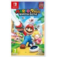 Switch Mario + Rabbids Kingdom Battle USA/English
