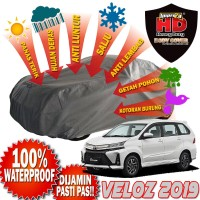 IMPREZA HD New Avanza-Veloz 2019 -Cover Mobil Outdoor WATERPROOF TOTAL
