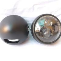 reflektor lampu depan OWEN LED DAYMAKER 7 inchi Bagus
