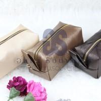 Boxie pouch 1. Souvenir pernikahan. Termewah dan termurah. Free emboss