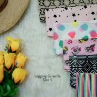 Legging Anak GRISELDA - Leging Anak Import Full Motif - S M L XL XXL