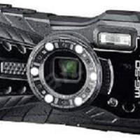 Ricoh WG 50 kit - Kamera Under Water - Black