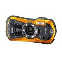 Ricoh WG 50 kit - Kamera Under Water - Orange