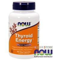 NOW FOODS – Thyroid Energy - 90 veg capsules
