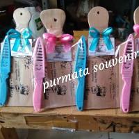 Souvenir talenan + pisau/souvenir Jakarta/souvenir pernikahan