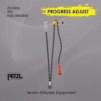 Progress Adjust Double adjustable progression lanyard petzl