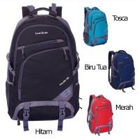 Luminox Tas Ransel Kasual Jumbo GGEF Backpack XL 60L - Free Bag Cover