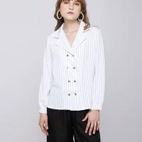 Eloisetowear Giada Shirt in Off White