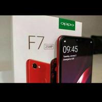 Handphone Oppo F7 Ram 4gb