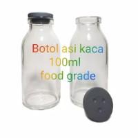 Botol asi 100ml botol asi food grade