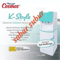 Dispenser Cosmos CWD 5603 hot fresh and cool