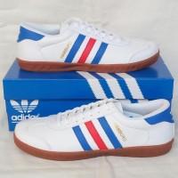 Sepatu ADIDAS HAMBURG WHITE FRANCE Murah Jual Sepatu Murah Original